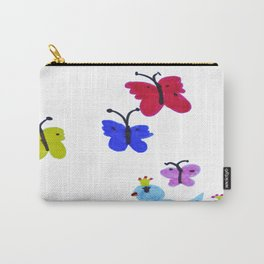 Queen Ducks | Drawing Carry-All Pouch