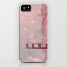 Stardust Covering San Francisco iPhone Case