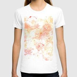 Warm bubbles T-shirt