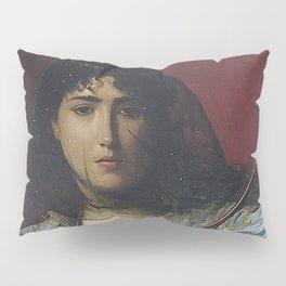 VEILED CIRCASSIAN BEAUTY - JEAN LEON GEROME  Pillow Sham