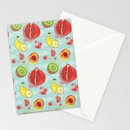 Fruit Cross-sections Stationery Cards