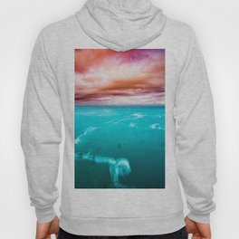 Fire and Water Sea Hoody