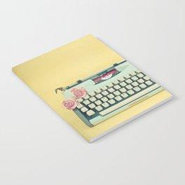 The Typewriter Notebook