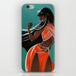 All in the Hip iPhone Skin