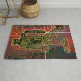 Robotic Lab Rug