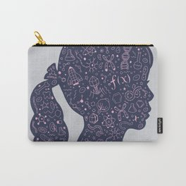Science State of Mind Carry-All Pouch
