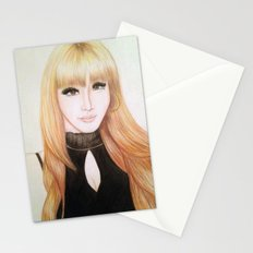 Park Bom (2NE1) Stationery Cards