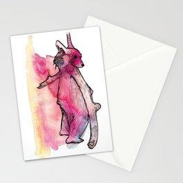 Weird Bear Stationery Cards