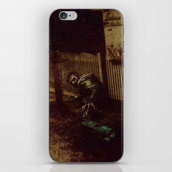 Wanted Man iPhone & iPod Skin