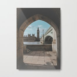 London, United Kingdom Metal Print