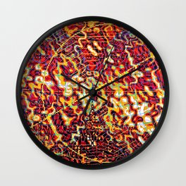 Kashmir Wall Clock