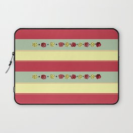 A Rosey Outlook Laptop Sleeve