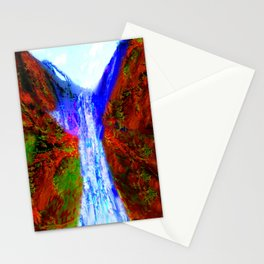 Mystic Falls Stationery Cards