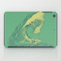 huebucket iPad Cases featuring Escape by Huebucket