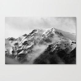 Grandview Range, Wanaka, New Zealand Canvas Print
