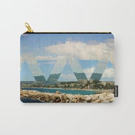 cannes twist.  Carry-All Pouch