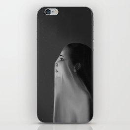 Seeking what's left of truth iPhone Skin