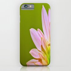 Pink Daisy Slim Case iPhone 6s