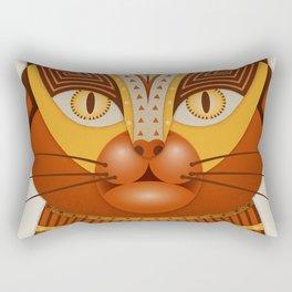 The Geocat Rectangular Pillow