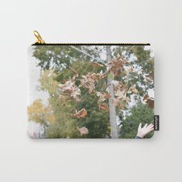 Thrown Into Fall Carry-All Pouch