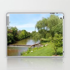 Day in the park Laptop & iPad Skin