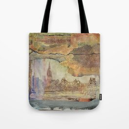 City View Tote Bag