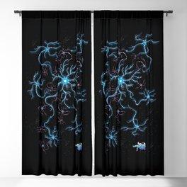 Neuron Galaxy Blackout Curtain