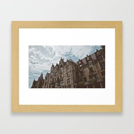 Castle  Framed Art Print
