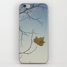 October sky iPhone & iPod Skin