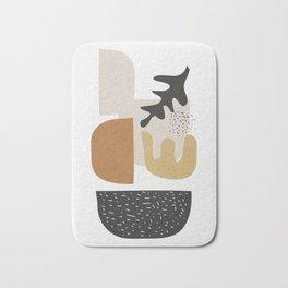 Abstract Shapes  2 Bath Mat