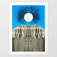 mythology Art Prints featuring Mythology by ROCCA
