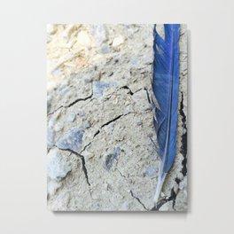 Flightless Metal Print