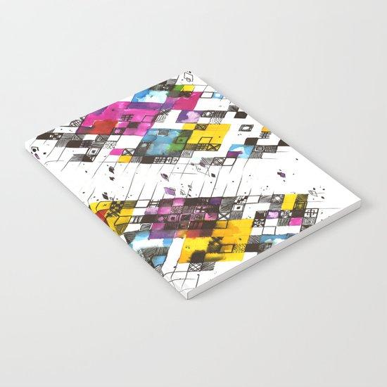 Ink Kaleidoscope Notebook