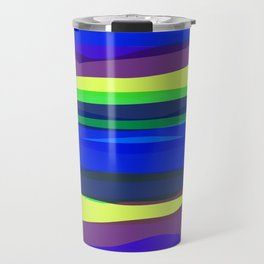 Waves 2 Travel Mug