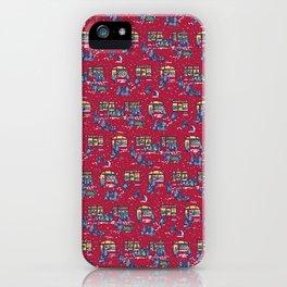 Let's Go Shopping! – Xmas Edition iPhone Case