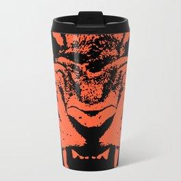Tiger Vector Travel Mug