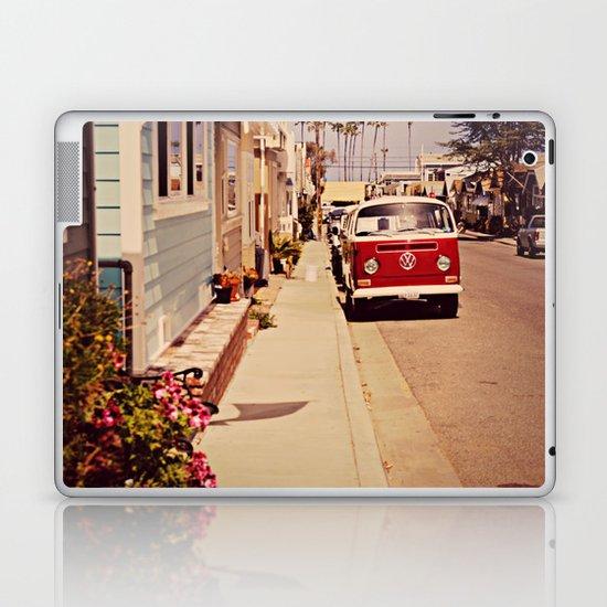 VW BUS Laptop & iPad Skin