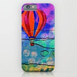 Hot Air Balloons #6 iPhone Case