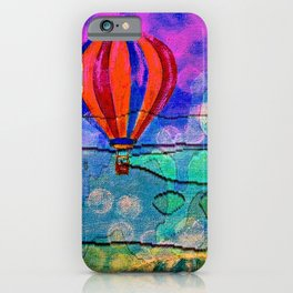 Hot Air Balloons #6 iPhone Case
