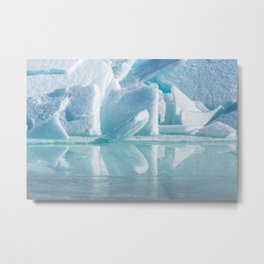 Snowy Kingdom Metal Print