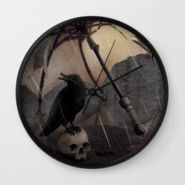 El Paraguas Wall Clock