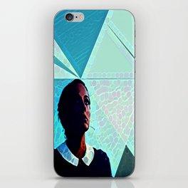 Under Her Sky iPhone Skin