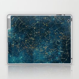 Under Constellations Laptop & iPad Skin