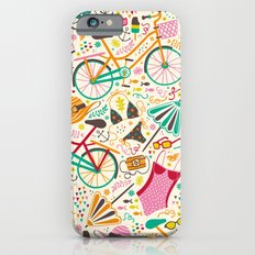 Seaside Cycle iPhone 6s Slim Case