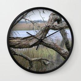Quiet on the Intercoastal Wall Clock