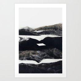 Eyes of Ravens Raiser I Art Print