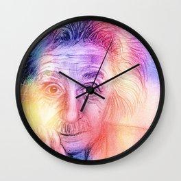 Speed of Thinking Wall Clock
