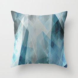Solitude Throw Pillow