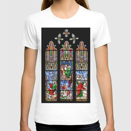 Cathedral Stained Glass 2 T-shirt