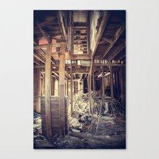Interior Canvas Print